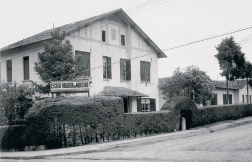 Escola Paulista de Medicina - 1933