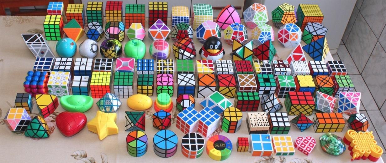 Matemática e Cubos Mágicos